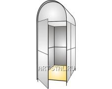Универсальная кабина для душа или туалета