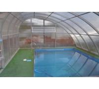 Навес бассейн 1