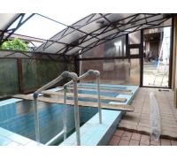 Навес бассейн 3