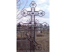 Крест кованый тип 011. от 27000 руб.