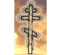 Крест кованый тип 041. от 20000 руб.