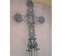 Крест кованый тип 013. от 22000 руб.