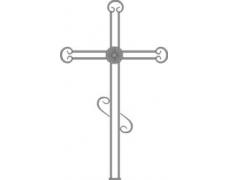 Крест кованый тип 001. от 7000 руб.