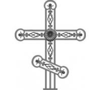 Крест кованый тип 004. от 13000 руб.
