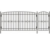 Ворота  ДАЧНЫЕ ТИП – 3